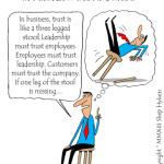 Trust Enhances Employee and Customer Experience