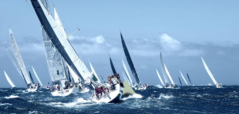 Crew Teams Regatta Wind