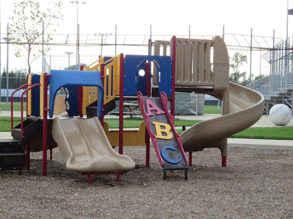 Playground and ABC's