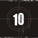 Ten Lessons Countdown - 10, 9, 8