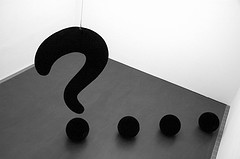 Question! - by Stefan Baudy via Flickr