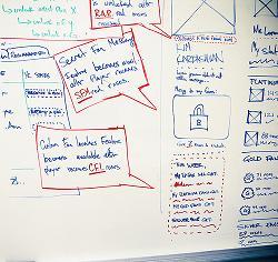 whiteboard example